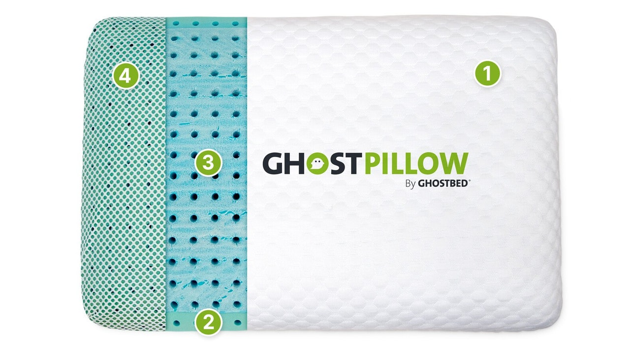 GhostPillow - Shredded (2-Pack)