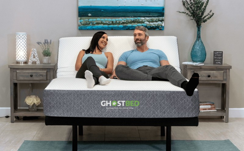 Benefits Of A Zero Gravity Adjustable Bed Base Ghostbed