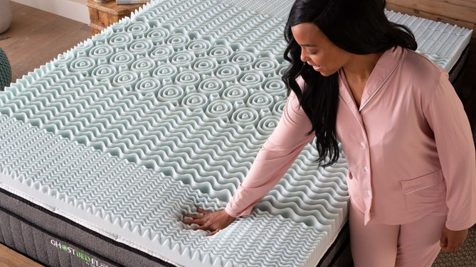 GhostBed®: Mattress Toppers