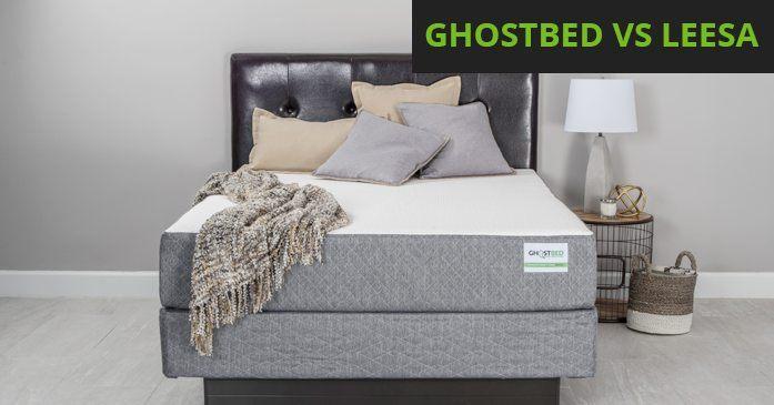 Ghostbed Vs Leesa Mattress Review Ghostbed