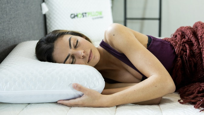 GhostBed Canada: Benefits of an Ideal Pillow