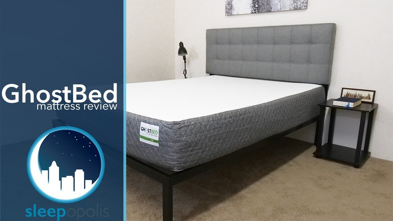 GhostBed Review - Sleepopolis