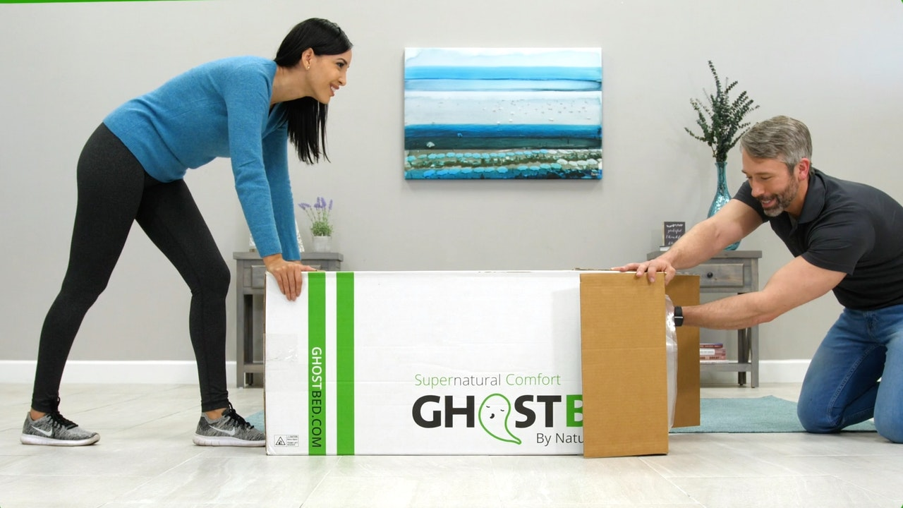 GhostBed Mattress Video