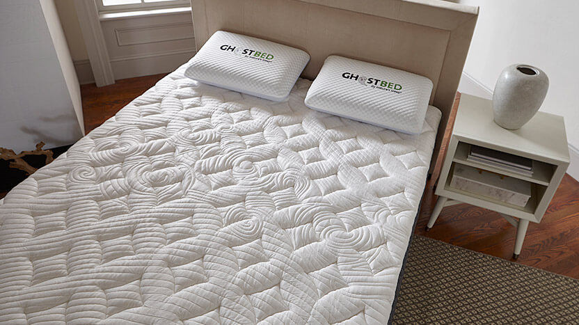 Sleep Better on a GhostBed Luxe